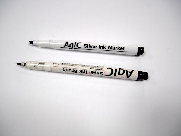 P1000121  1500円の銀導電性ペン・・・回路が書ける;?