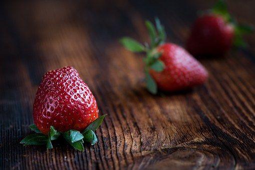 Truskawki, Owoców, Owoców Miękkich