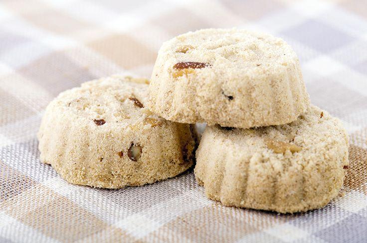 Σιμιγδαλένιος χαλβάς με ξηρούς καρπούς | ION Sweets