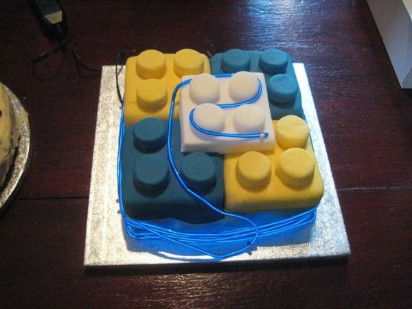 79 Best Images About Lego Cakes On Pinterest Biscuits