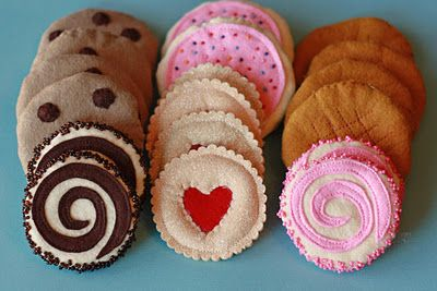 play food: cookies