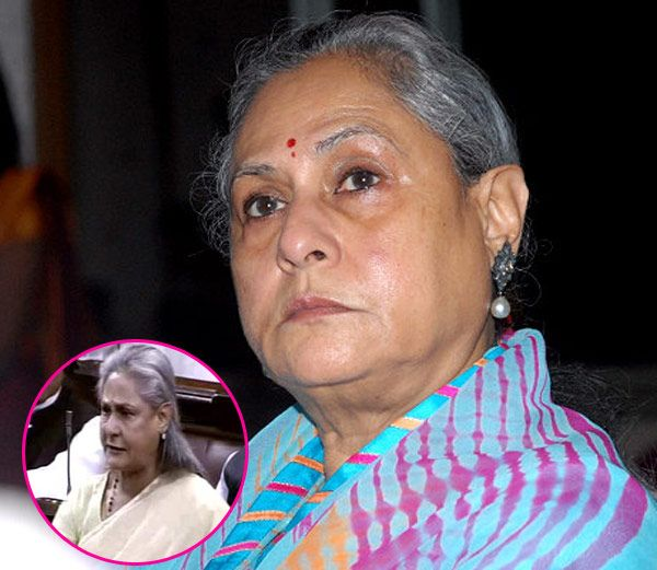 [Video] An angry Jaya Bachchan blasts a BJP Youth leader regarding women protection and you have got to hear her out #FansnStars