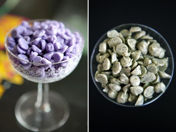 Make your own chocolate chips – any flavor!