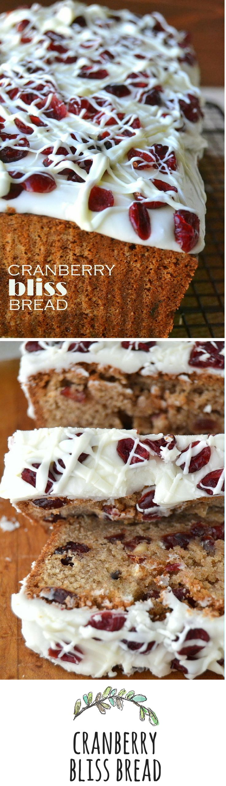 Skip the trip to the coffee shop, this homemade version of cranberry bliss is better than anything you'll find there!