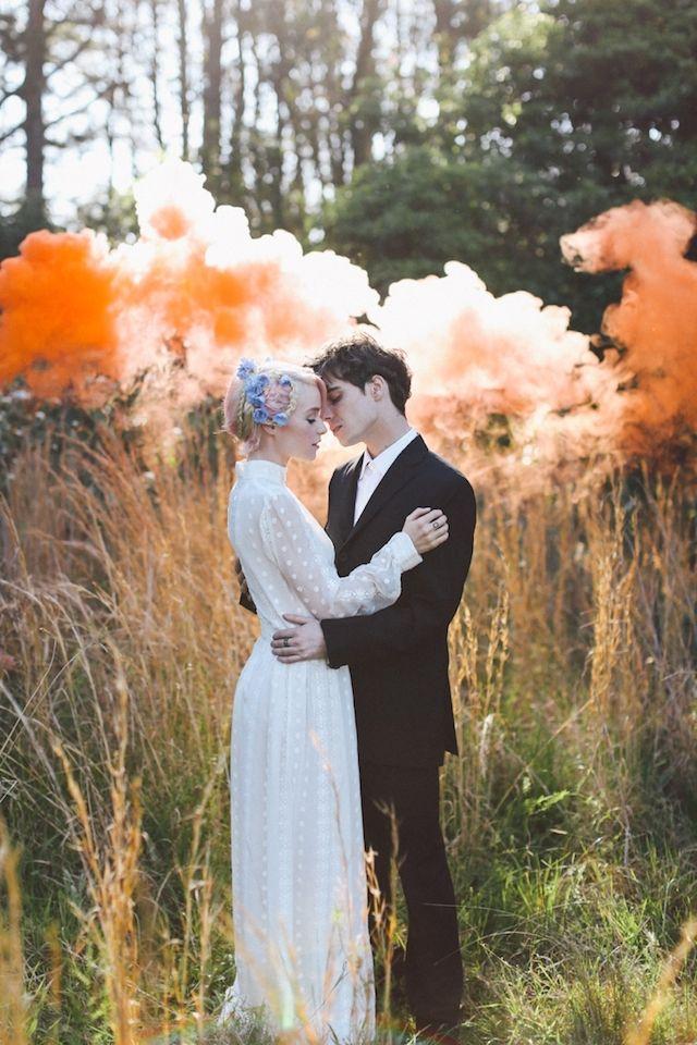 *:Unique wedding