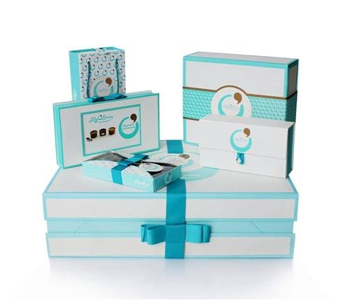 Keepsake Chocolate Hamper Gift Box - Lily O'Brien's