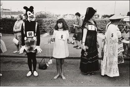 Tony Ray Jones - Eastbourne Carnival, 1967.