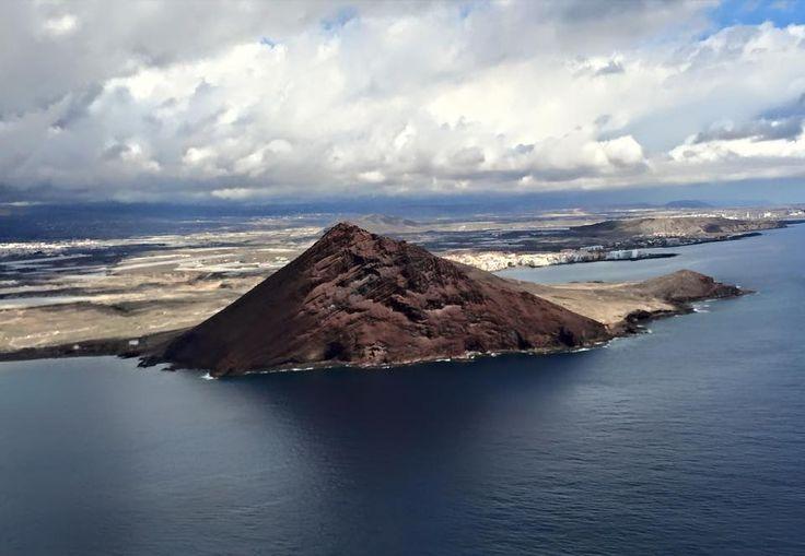 Montaña Roja - El Médano, Tenerife.
