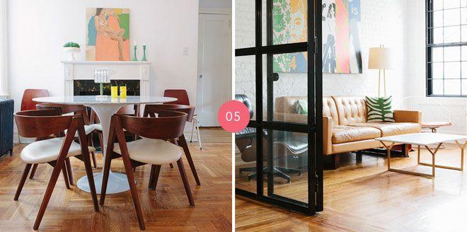 Lauren Moffatt's apartment