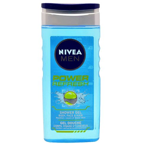 Nivea Shower Gel Power Refresh 250ml Buy Online at Best Price in India: BigChemist.com