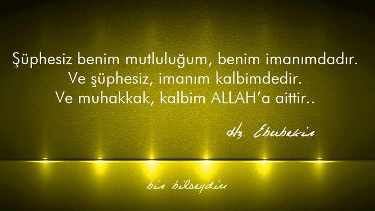 Hzebubekir Hzomer Hzosman Hzali Sozler Ozlusozler Guzelsozler Notitle Quotes Islam Allah