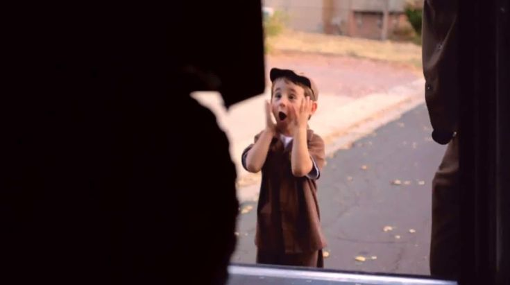 UPS Makes a Little Boy's Wish Come True in Heartwarming Holiday Ad