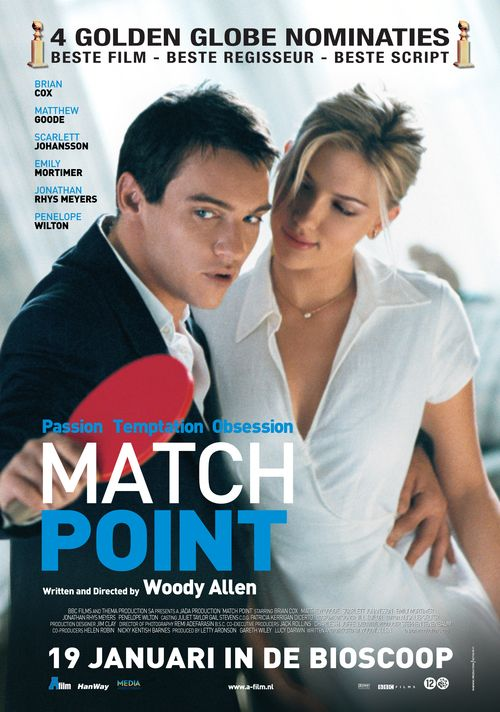 Watch->> Match Point 2005 Full - Movie Online