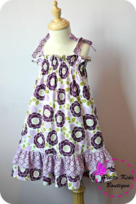 Haven Dress for Girls 6M12Y PDF Pattern & by Petitekids on Etsy, $6.90
