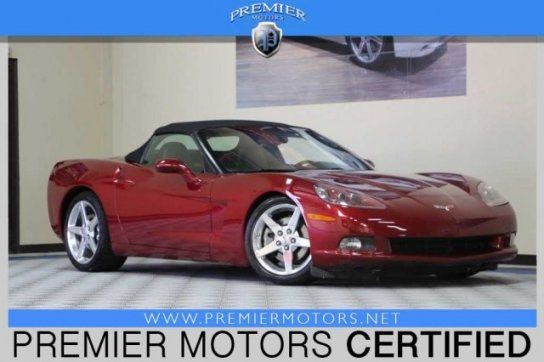 Convertible, 2005 Chevrolet Corvette Convertible with 2 Door in Hayward, CA (94545)