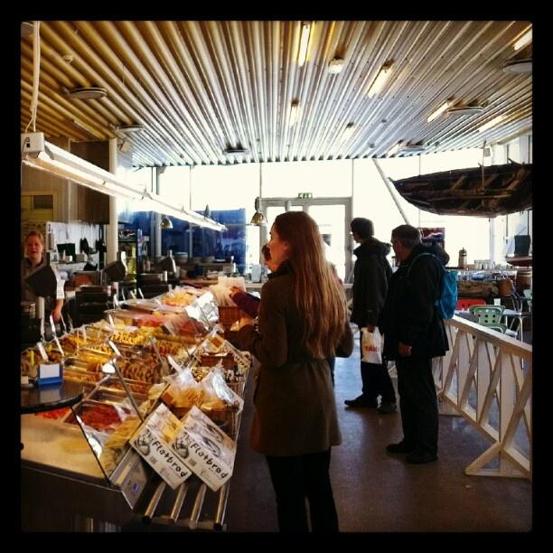 Ravnkloa fish market.