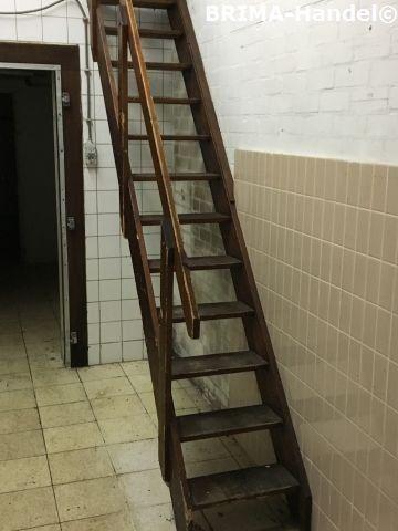 Meer dan 1000 idee n over trap leuning op pinterest trapleuningen trappen en leuningen - Te vernieuwen zijn houten trap ...