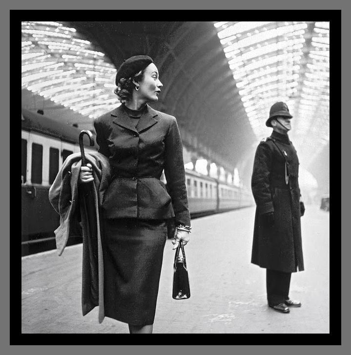 Photographer Irving Penn 1951
