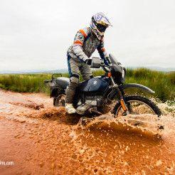 James kann meccano Motorrad