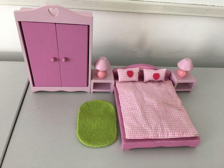 Rosebud Cottage ELC Dolls House Accessories | EBay