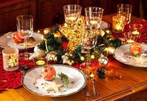 stół wigilijny, potrawy wigilijne, święta, Boże Narodzenie, wigilia