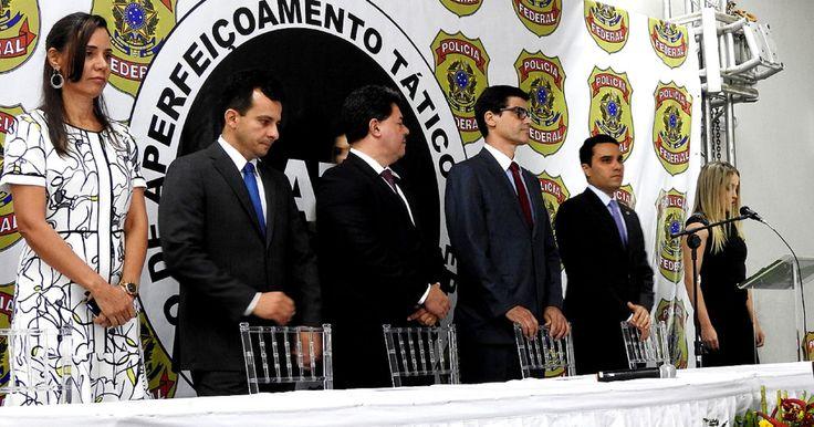 Polícia Federal no Maranhão inaugura Centro de Aperfeiçoamento