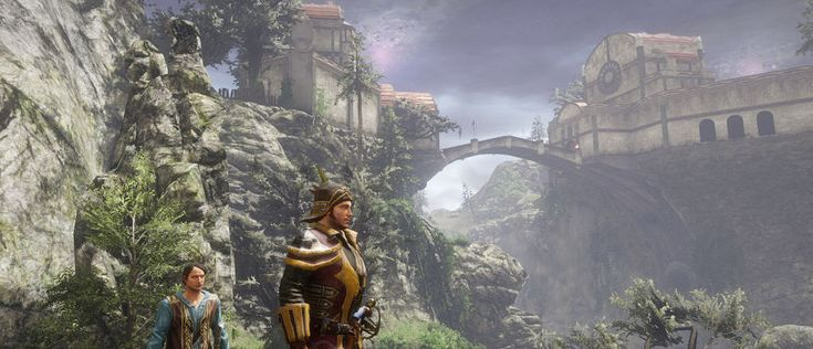 My blog post about Risen 3.