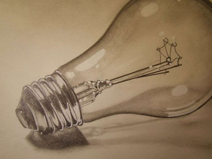 Inspirational Drawing Ideas: The 25+ Best Light Bulb Drawing Ideas On Pinterest