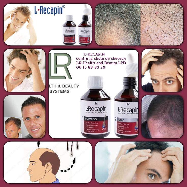 L-Recapin le remède miracle pour la repousse de cheveux