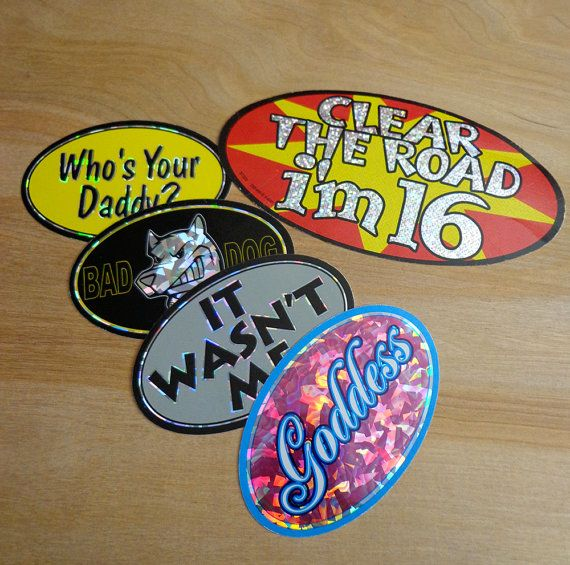 """90s Vending Machine Stickers. I still have my old discman with the stickers """"brat"""" and """"whatever"""""""