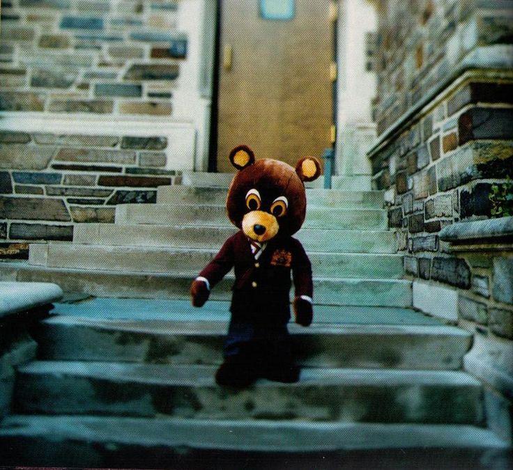 Kanye West Late Registration Artwork