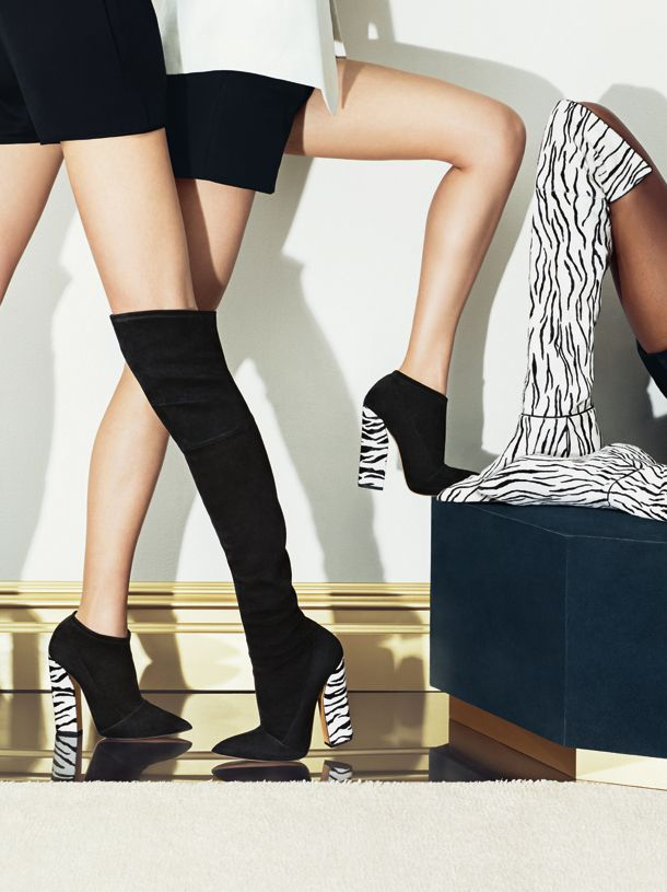 Casadei FW 2013 Art direction by Susanna Cucco Photography by Sebastian Kim Styling by Beat Bollinger