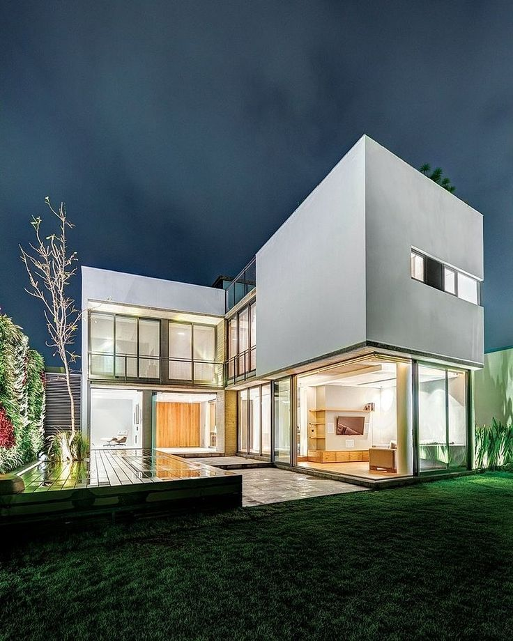 Valna House by JSa Architecture in Mexico City