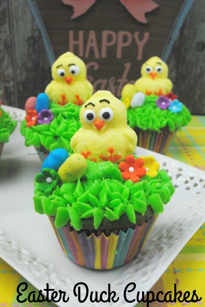 The 25 Best Duck Cupcakes Ideas On Pinterest Sweet Life