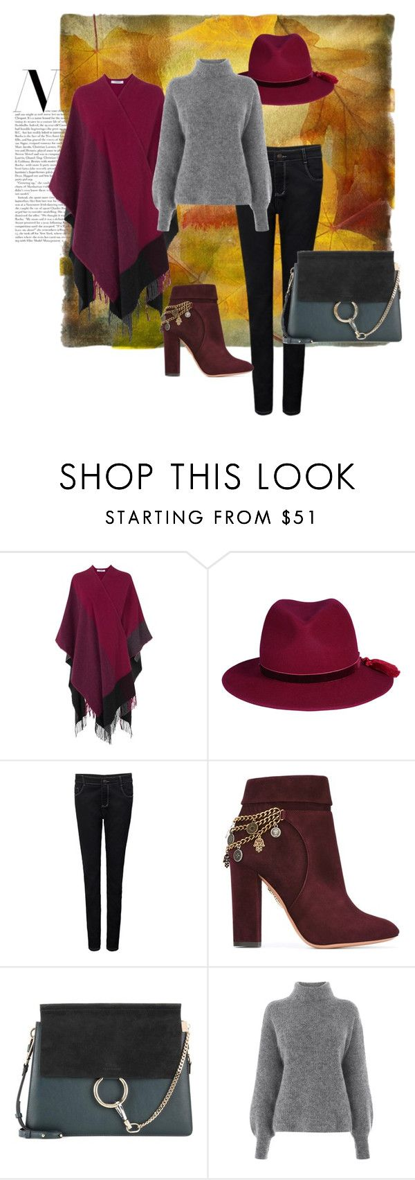 """""""ready for autumn"""" by alya-volov on Polyvore featuring L.K.Bennett, Aquazzura and Warehouse"""