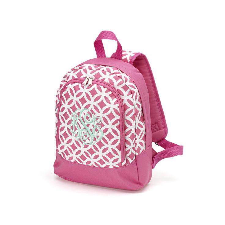 Preschool Backpack - Pink Sadie
