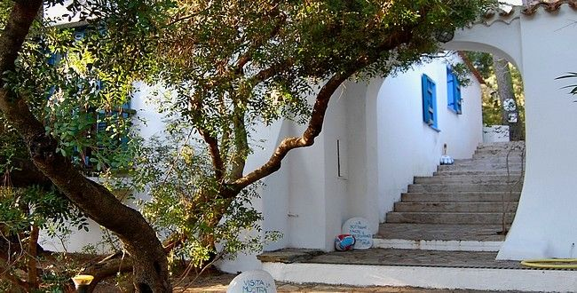 Hotels in Sardinia - Boutique hotel Sardinia - Su Gologone - Oliena