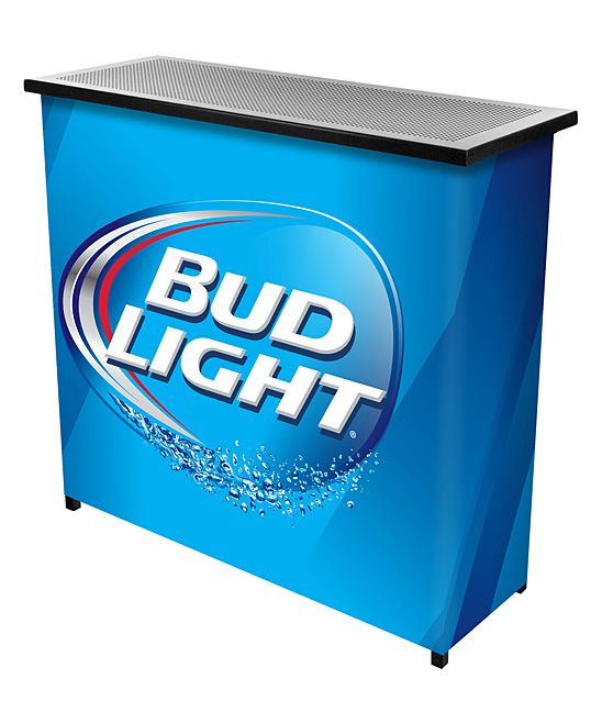 Bud Light Portable Bar Table