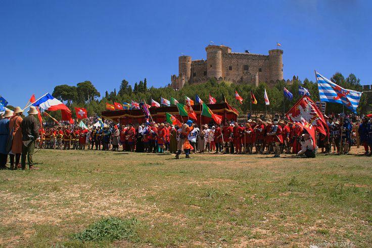 Campeonato mundial de Combate Medieval (Más info/fotos en http://www.tropofoto.com/2014/06/23/campeonato-mundial-de-combate-medieval/)