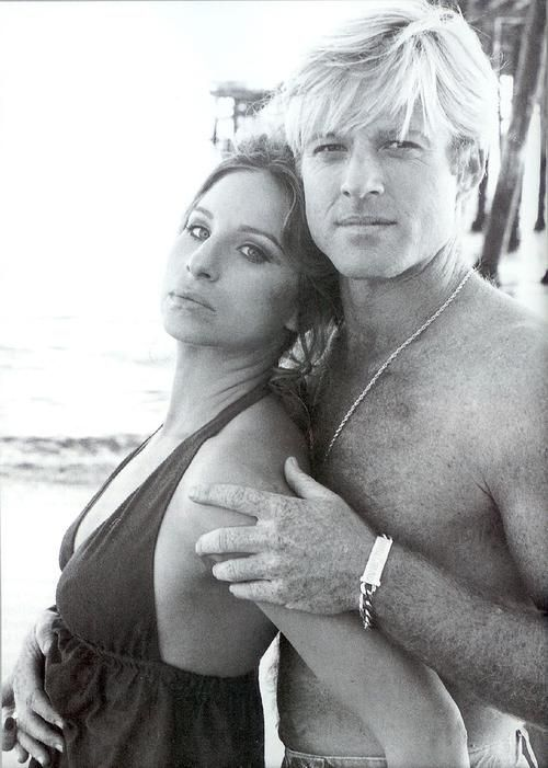 Barbra Streisand-Robert Redford,The Way We Were.can't watch it without crying