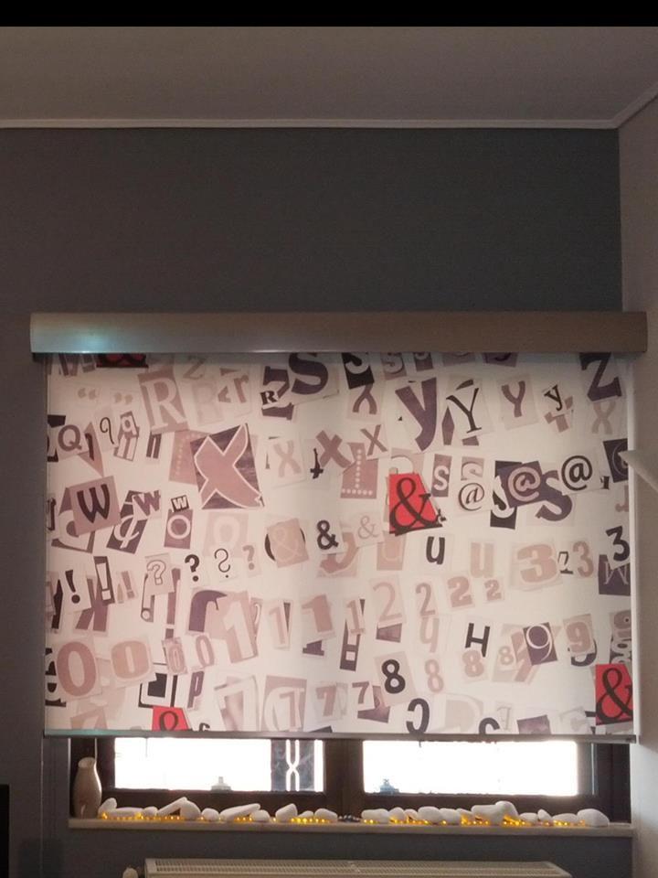 Ρολερ για ένα εφηβικό υπνοδωμάτιο, λειτουργικό και μοντέρνο που καλύπτει κάθε αισθητική ανάγκη.