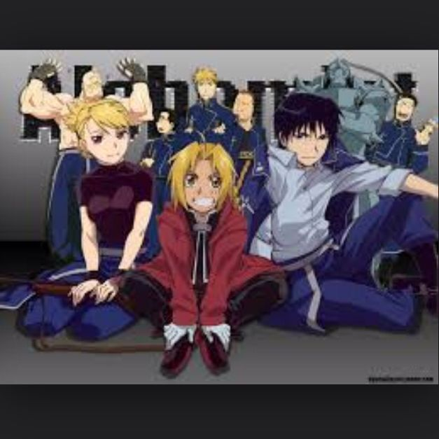from Bruce full metal alchemist gay game