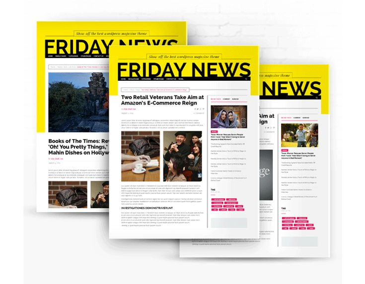 Friday News is a beautiful free magazine WordPress theme designed by the guys at Kopa Themes. The theme is ideal for any type of news, magazine, business, portfolio websites or blogs which are displayed with a lot of images and contents. The theme features a modern and stylish, fully responsive and retina-ready design which uses […]