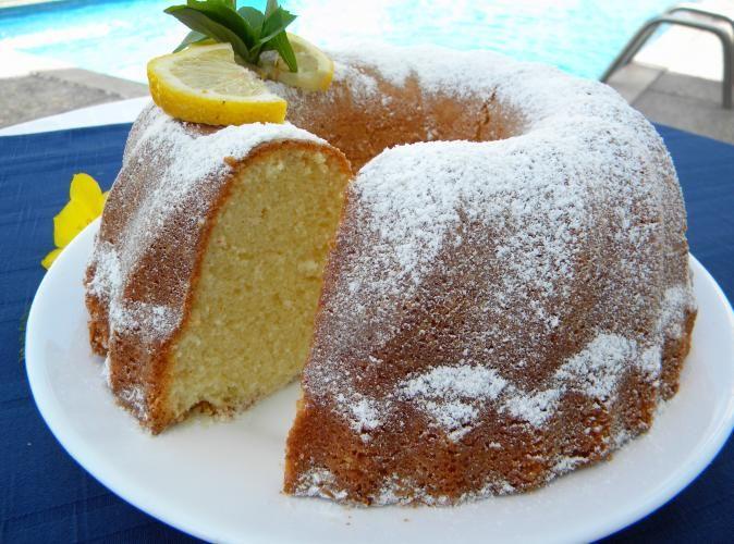 Citrus Pound Cake Gourmet Magazine
