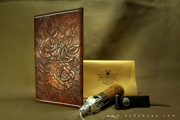 Journal Carving Leather