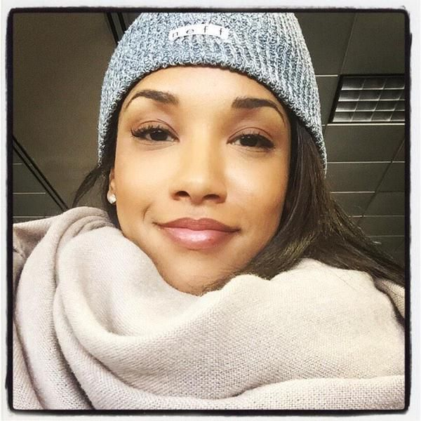 Is Candice Patton S Hair Natural