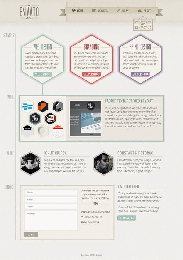 15 Must See Webdesign Photoshop Tutorials