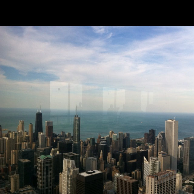Willis Tower, level 103. Chicago, Illinois. Places Ives, Willis Towers, Level 103