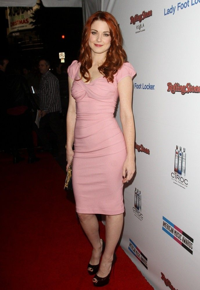 Alexandra Breckenridge Picture 11 - Rolling Stone's AMA After Party Sponsored by Lady Foot Locker VIP Program and Ciroc Vodka