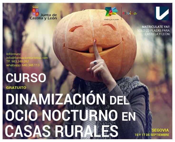 #TurismoRural Dinamización del ocio nocturno para alojamientos rurales